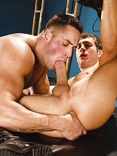 Gay Ass Fingering Porn