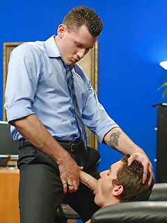 Office Gay 18